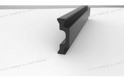 Wärmedämmung Streifen, Form C 18 mm Wärmedämmung Streifen, Wärmedämmung Polyamid, PA66 GF25 Wärmedämmung