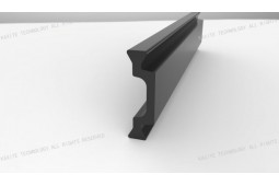 Wärmedämmung Streifen, Form C 20 mm Wärmedämmung Streifen, Wärmedämmung Polyamid, PA66 GF25 Wärmedämmung