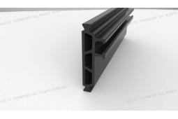 wärmebeständige Nylon-Profil, isolierte Fenstersystem, wärmebeständige Nylon-Profil für isolierte Fenstersystem hochpräzise wärmebeständige Nylon-Profil,