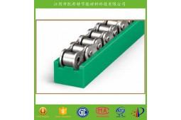 Rollenkette Kettenführung, Kettenführung für die automatische Produktionslinie, Typ TS Kettenführung, PA66 Rollenkette Bahnführung, PA66 Kettenführung,