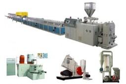 automatische Produktionslinie für die Extrusion, Linie automatische Produktion für die thermische Brüche, Nylon thermische Trennung Extruder Maschine, PA66 Polyamid thermische Trennung Streifen Extrud