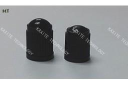 Reifen-Ventil-Kappe, Universal-Auto-Rad-Reifen-Ventile, PP Plastik-Automobil-Fahrrad-Reifen-Ventil-Kappe, Düsen-Kappe, Staubkappe, Rad-Reifen-Ventil-Schaft-Kappen