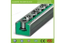 Nylon Profil Kettenführung, Kettenführung für automatische Produktionslinie, TYPE CKG Kettenführung