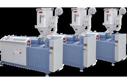 Extruder-Maschine für die thermische Brüche, PA66 Polyamid thermische Trennung Streifen Extruder, Nylon thermische Trennung Extruder-Maschine, Kunststoff-Extrusion Maschine, Kunststoff-Extruder