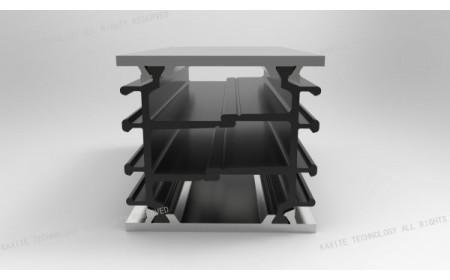Neue Patent 41mm Breite Wärmedämmung Streifen